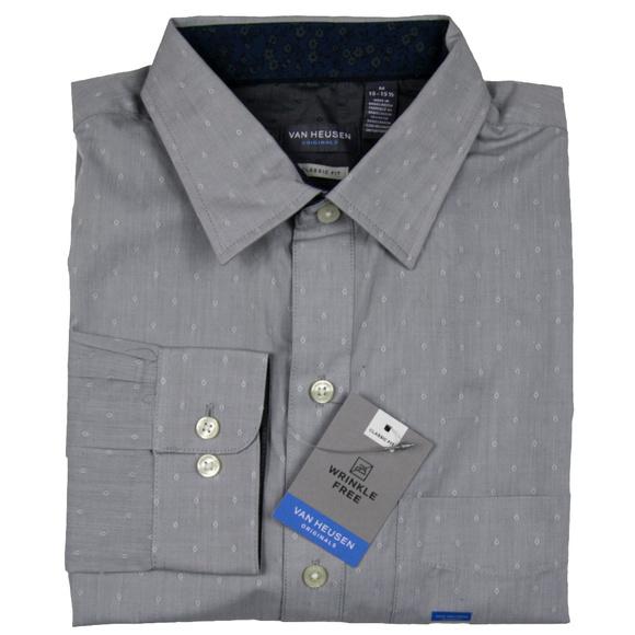 Van Heusen Other - VAN HEUSEN Wrinkle Free Shirt Size S #51227